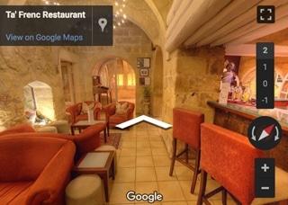 Ta' Frenc Bar Area