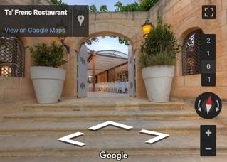 Ta' Frenc Main Entrance